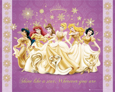 Daftar Karakter Disney Princesses