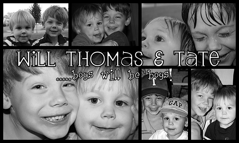 Will Thomas and Tate
