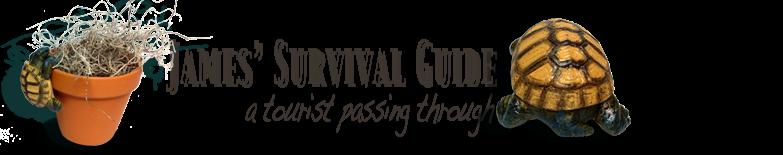 James Survival Guide