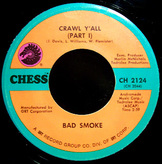 Bad Smoke Crawl Yall
