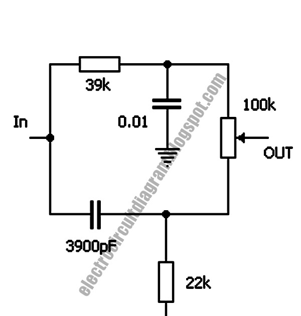 electro circuit diagram  big muff distortion pedal tone control circuit