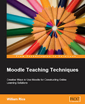 Check Out My Book: Moodle Teaching Techniques