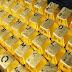 Altın kaplama klavye