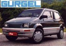 SUPERMINI - BR 800   GURGEL, UM BRASILEIRO DE FIBRA. HOMENAGEM OBV.