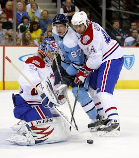 Price & Kostitsyn Carry Habs to Win