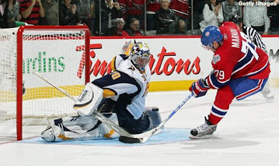 Sabres-Canadiens: Habs Hurt by Weak Defensive Effort