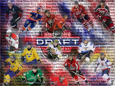 Who would you choose with the Canadiens first pick?