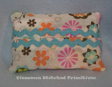 Flower Power Travel Tissue Holder $3.50
