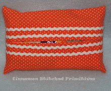 Orange & Polka Dot Travel Tissue Holder $3.50