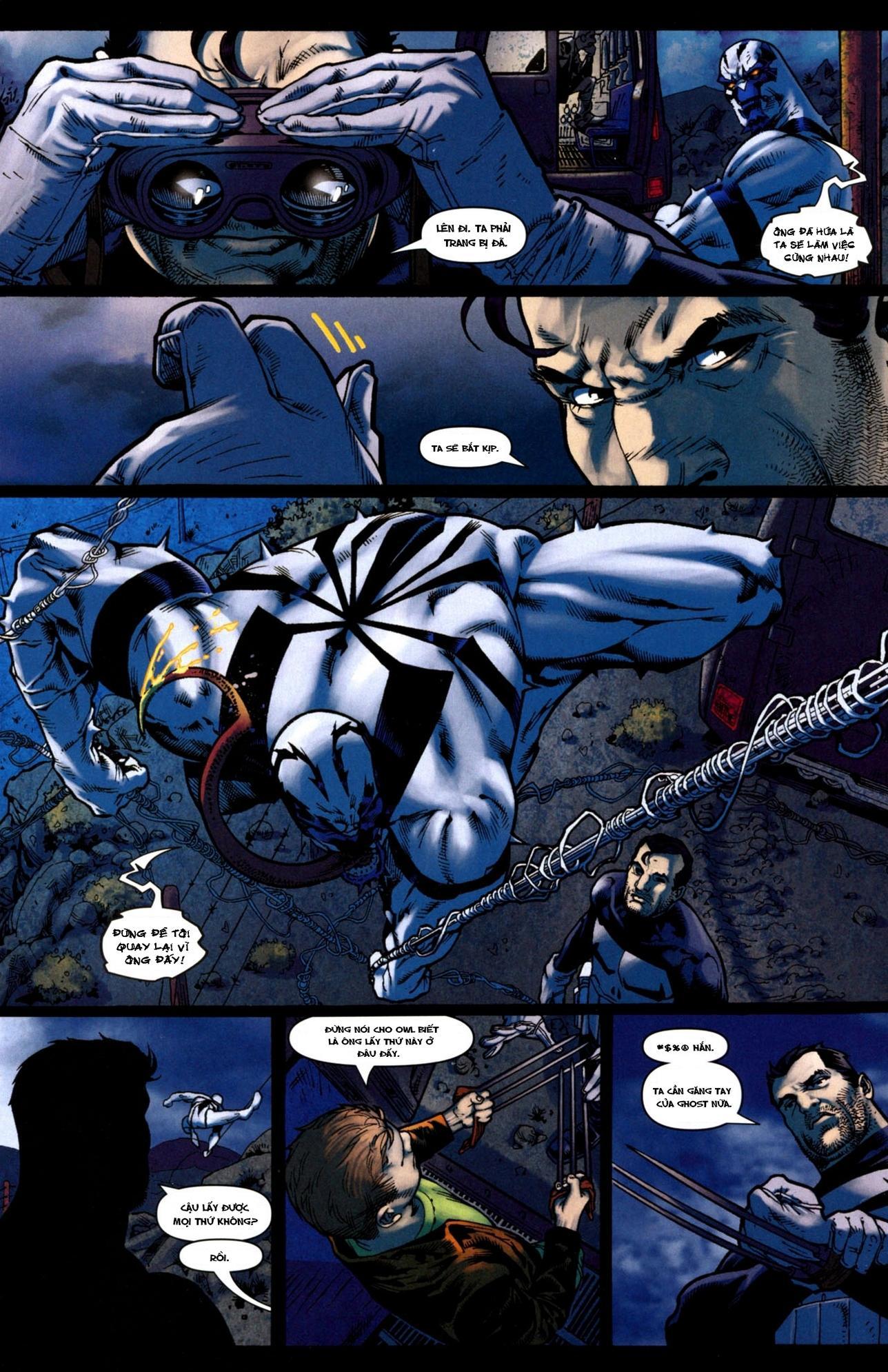 Anti-Venom New Way To Live Chap 3 - Trang 8