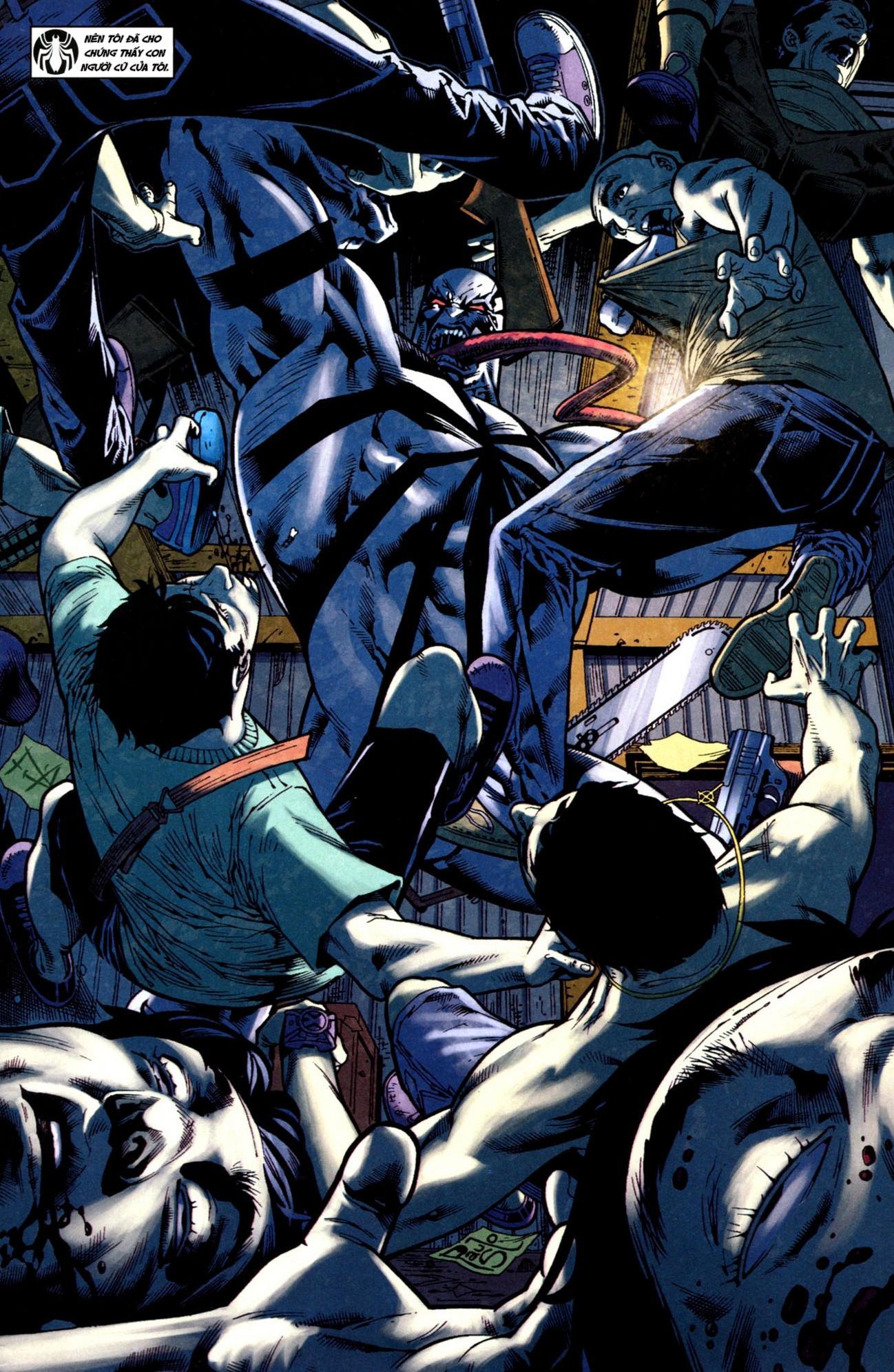 Anti-Venom New Way To Live Chap 3 - Trang 4