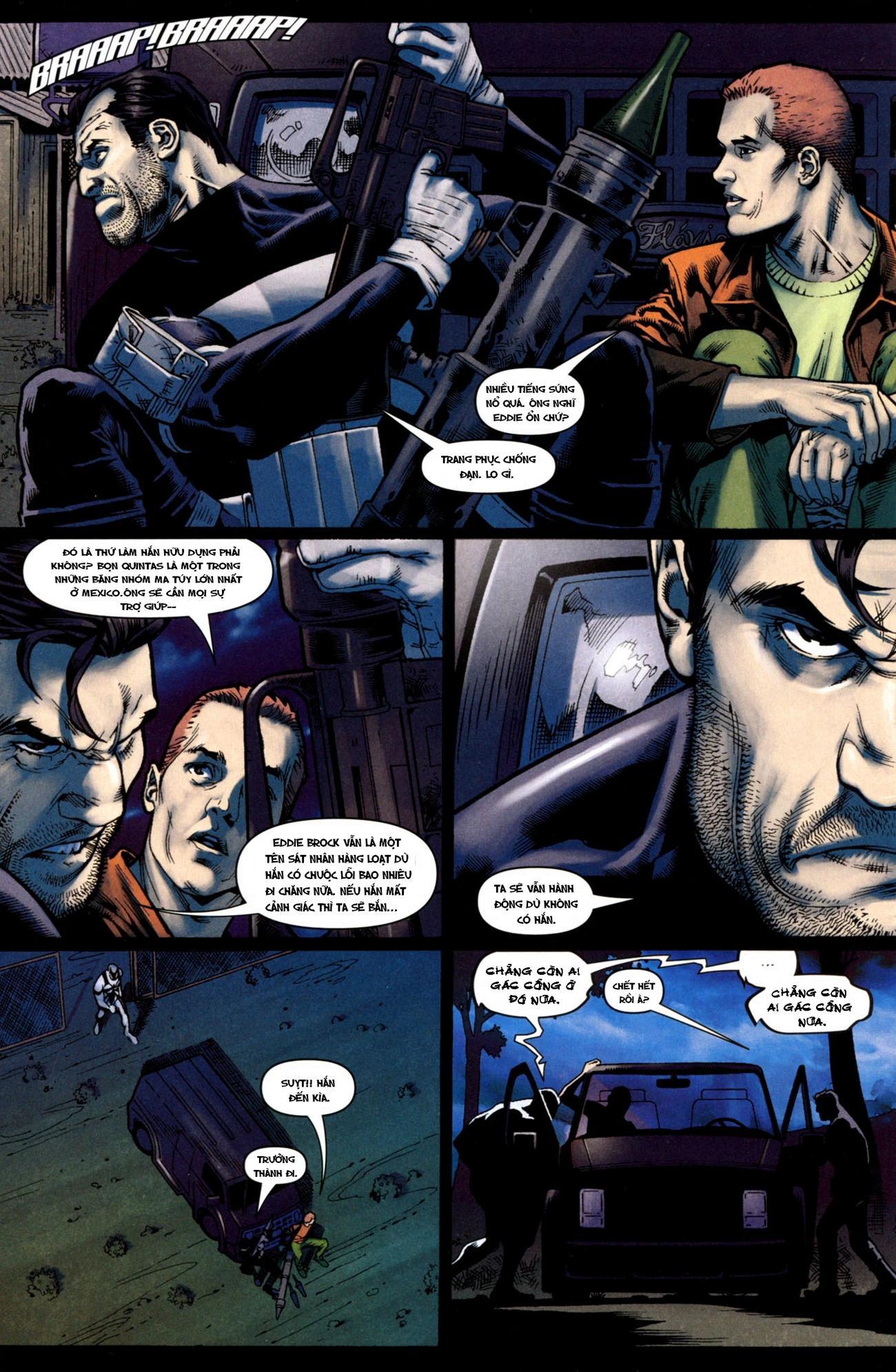 Anti-Venom New Way To Live Chap 3 - Trang 5
