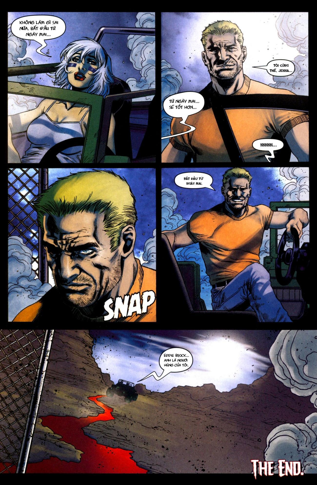 Anti-Venom New Way To Live Chap 3 - Trang 24