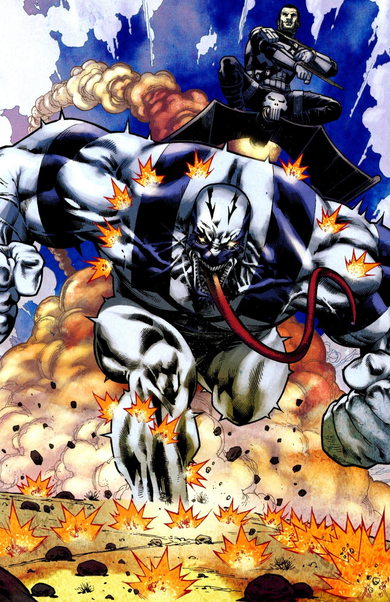 Anti-Venom New Way To Live Chap 3 - Trang 11