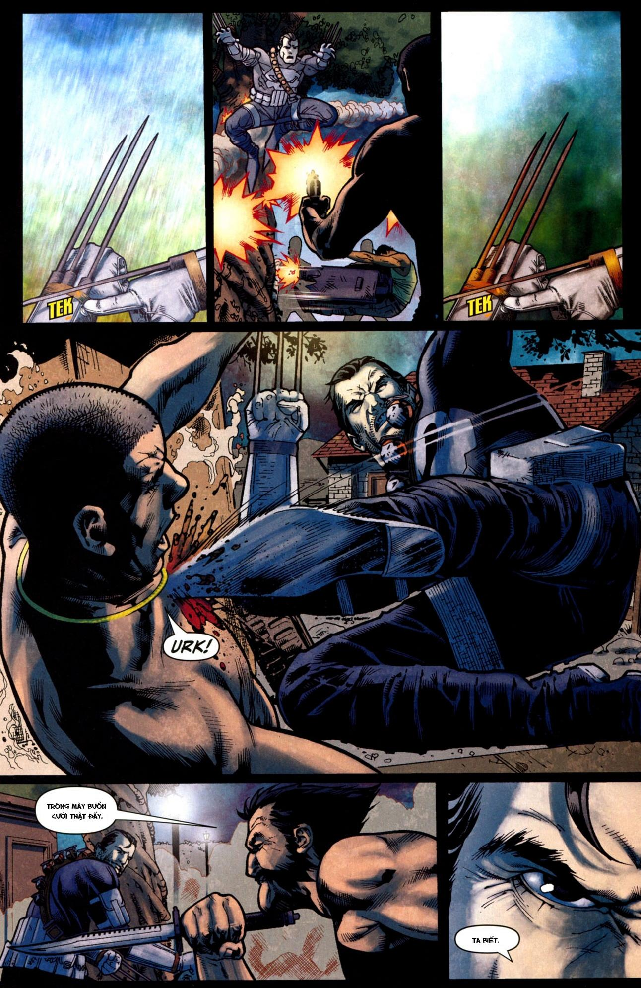 Anti-Venom New Way To Live Chap 3 - Trang 14