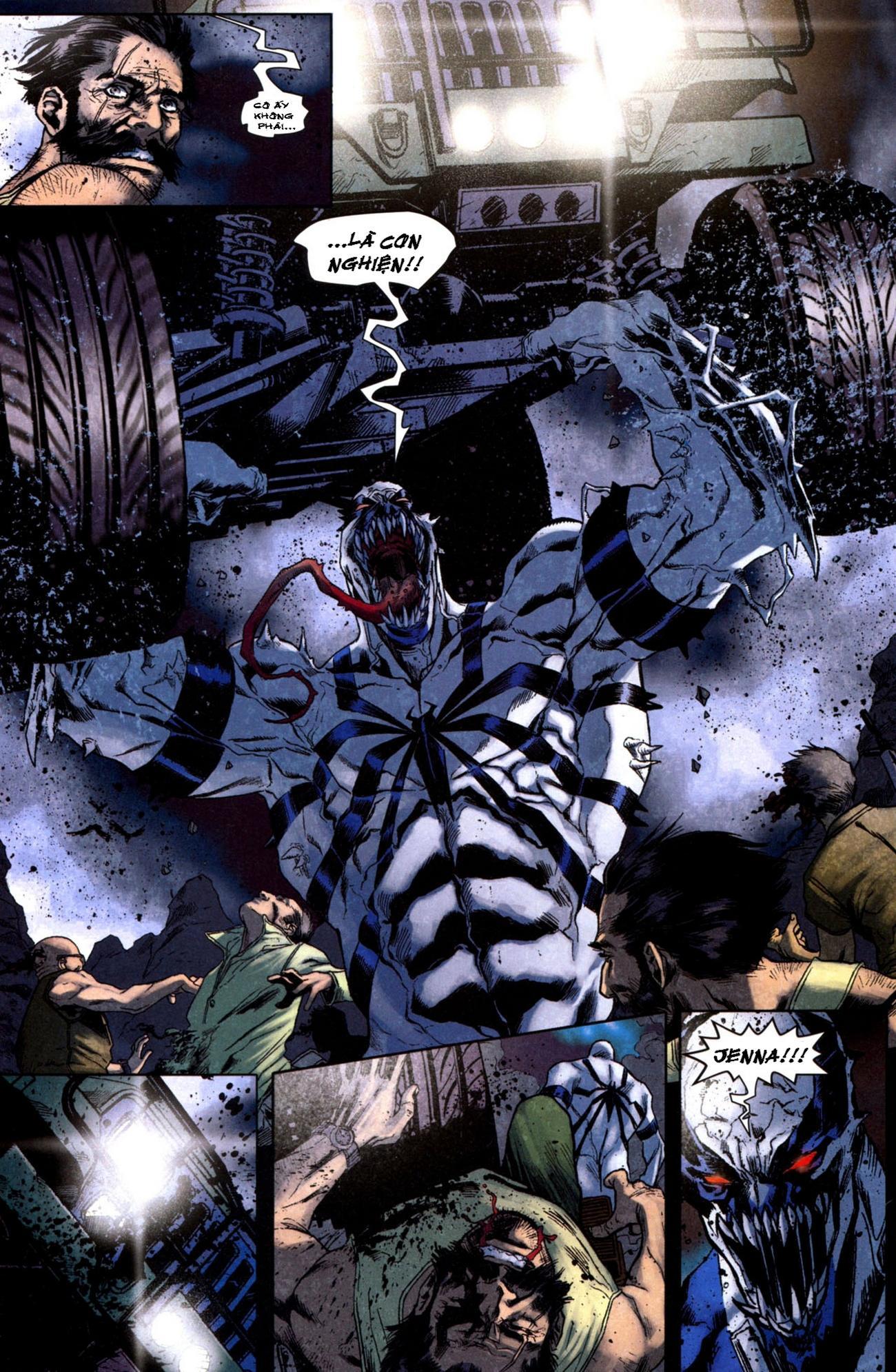Anti-Venom New Way To Live Chap 3 - Trang 20