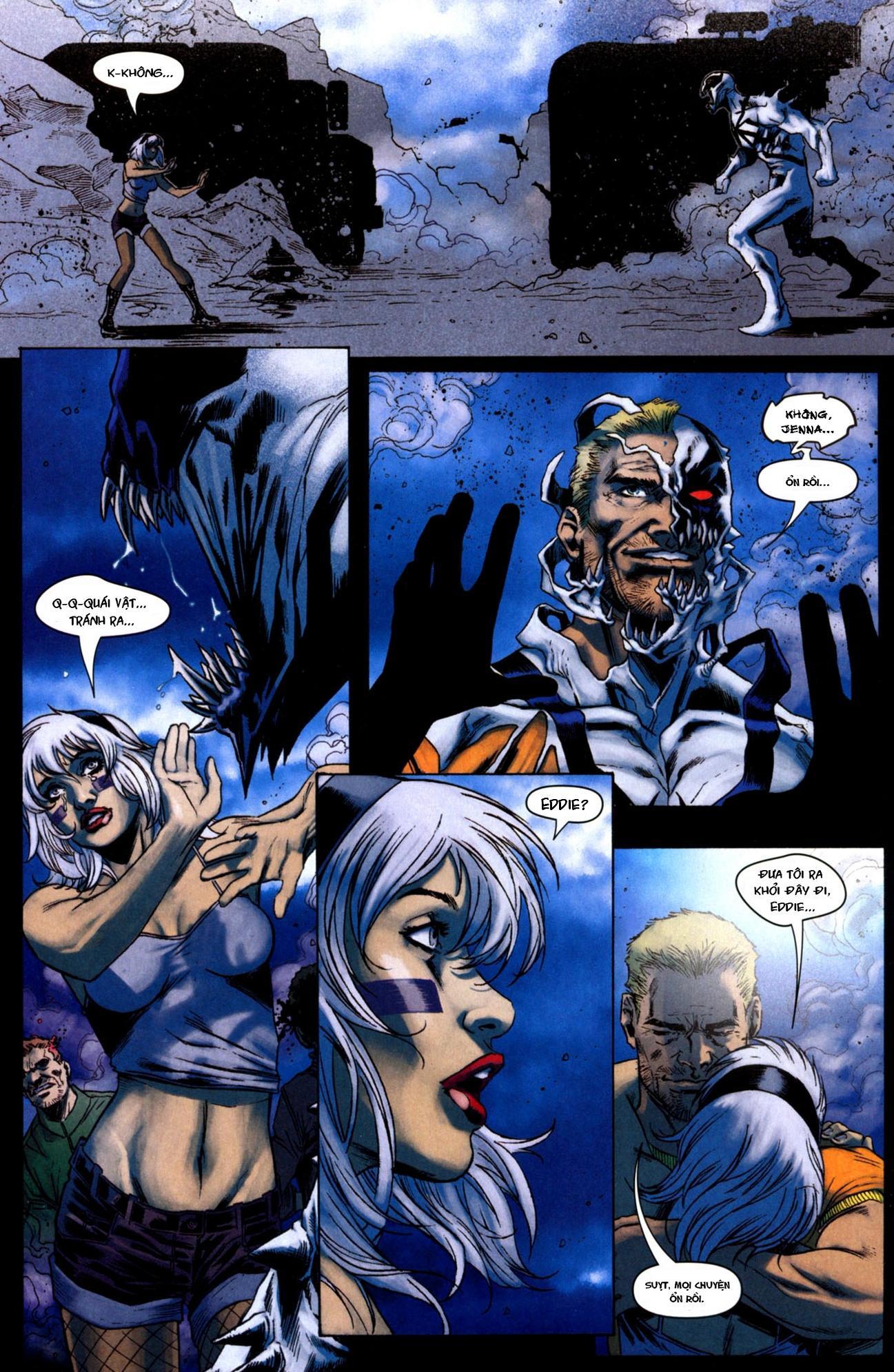 Anti-Venom New Way To Live Chap 3 - Trang 21