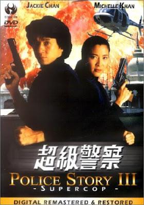 Police Story 3 - Supercop (Dublado)