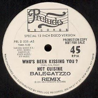 Who's Been Kissing You  (Balegatzzo Remix)