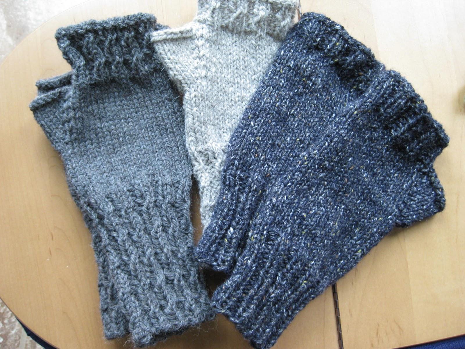 Knitting Pipeline: December 2010