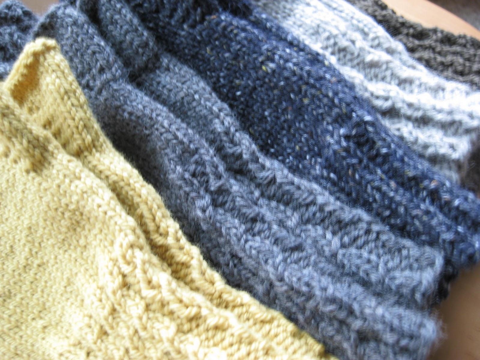 Knitting Pipeline: 2010