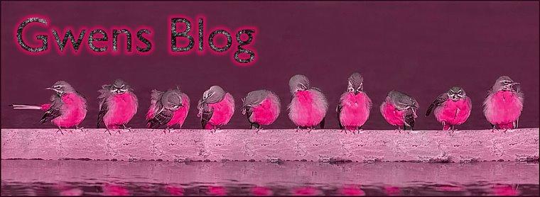 Gwens Blog