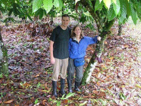 el cacao porteño