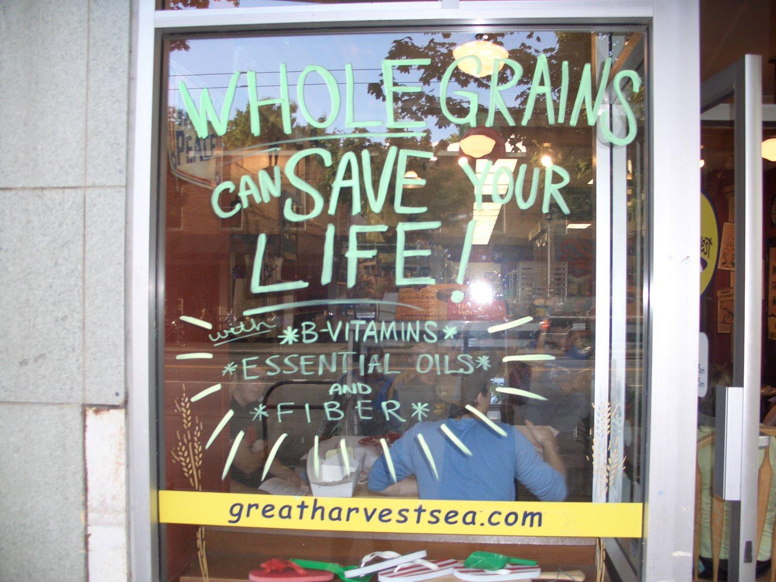 [Grains+save+life]