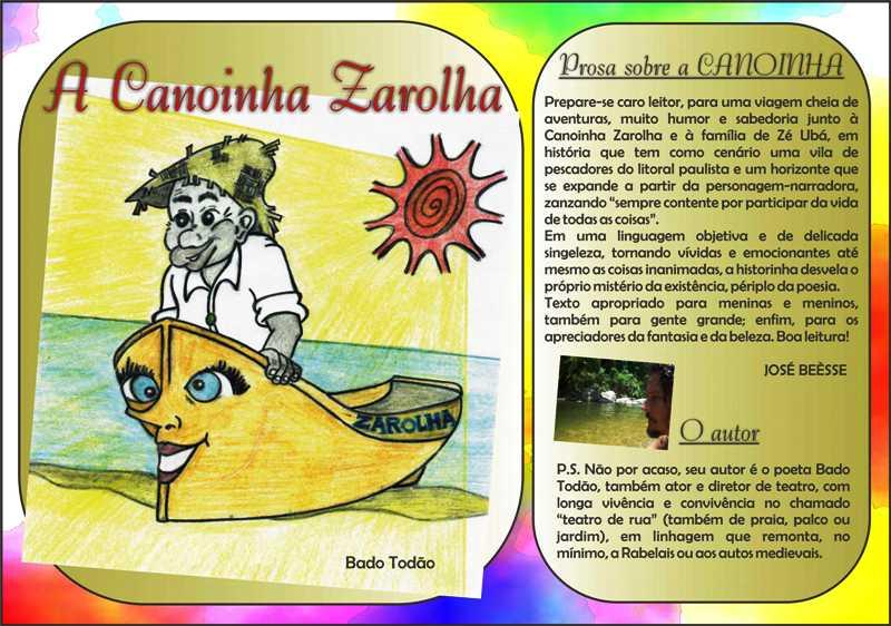 A CANOINHA ZAROLHA