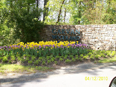 Entrance to Garvan Woodland Gardens