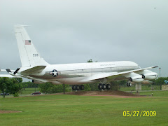 Plane at McConnell AFB