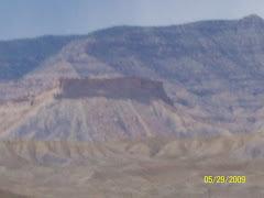 Eastern Utah mesa
