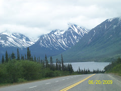 Down the road to Skagway