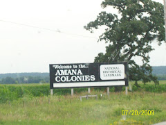 The Amana Colonies Community