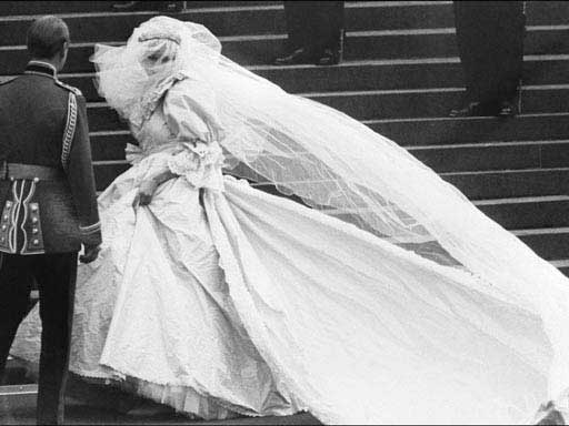 princess diana wedding pictures. princess diana wedding
