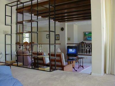 architect design Stepdown living rooms