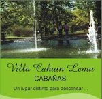 Cabañas Cahuín Lemú