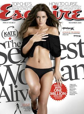 Kate Beckinsale la mujer más sexy del mundo