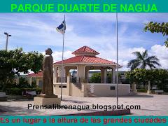 PARQUE DUARTE NAGUA