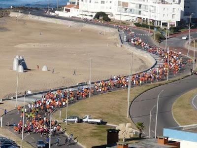 Maratón de Punta del Este (Uruguay)