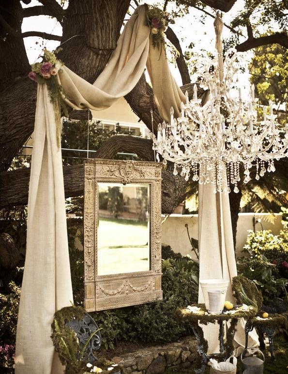 drapery ideas for weddings