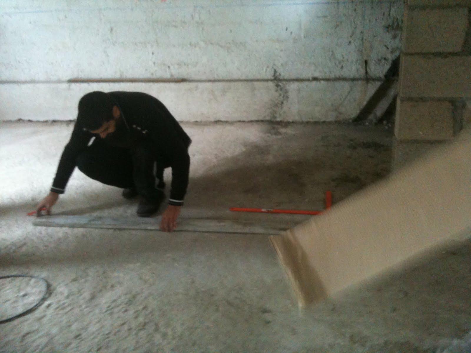 Renovation maison villa des fleurs monter une cloison en carreaux de pl tre - Comment monter une cloison en carreau de platre ...