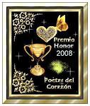 Premio Honor 2008!