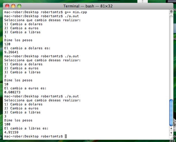 lenguaje modular: