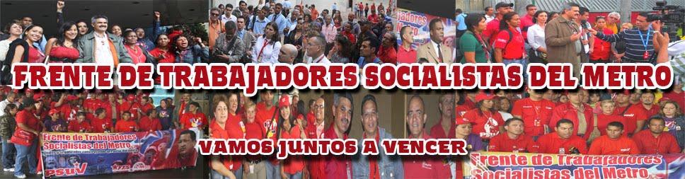 FRENTE DE TRABAJADORES SOCIALISTAS DEL METRO