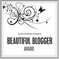 Denna award har jag fått av Anelia!