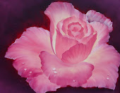 Beautiful Rose Painting