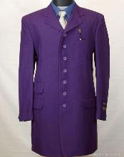 Mens Purple suits
