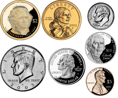 Improved coin denominations