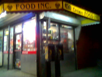 Bodega called 'Food Inc.'